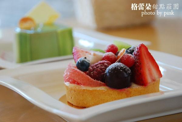 【台中甜點專賣店】colette格蕾朵甜點莊園
