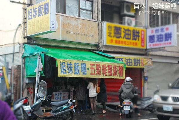 【彰化銅板美食小吃】姐妹飯糰、郵局前烤玉米