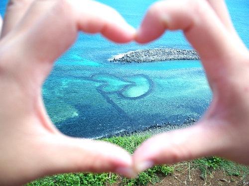 澎湖之行~乘著海風飛馳在藍藍的大海上