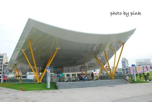 高雄捷運-中央公園站與周邊商品(高捷之旅)