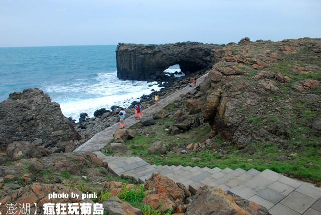 【澎湖旅遊景點】四眼井、跨海大橋、鯨魚洞、西臺餌砲、東台古堡