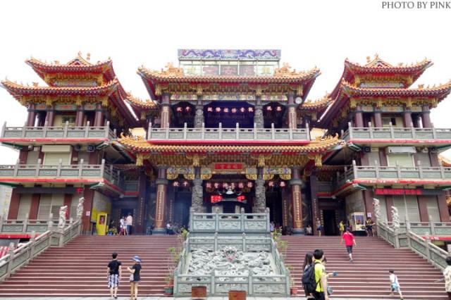 屏東福安宮、廟前草仔粿、黃家綠豆蒜-1DSC01866.jpg