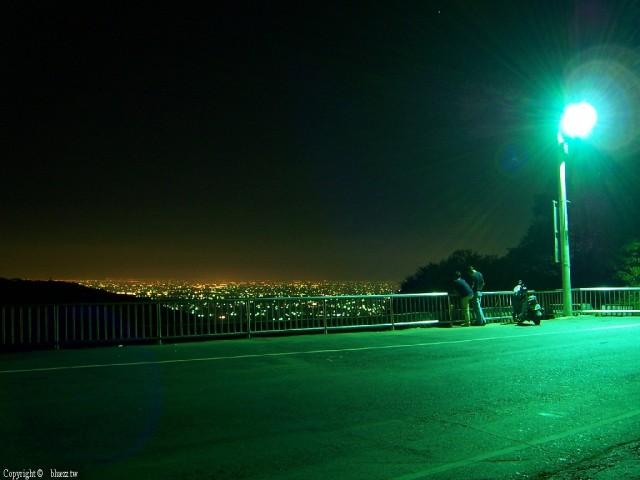 百果山風景區-登山、夜景