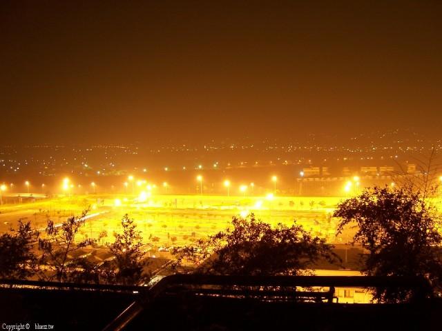 南投休息站-夜景