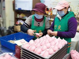 竹東鎮--中央市場