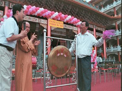 靈嚴禪寺活動