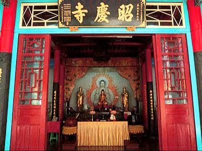 昭慶寺正殿