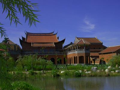 中國林園造景廣場