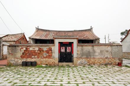 李氏家廟(金城鎮)