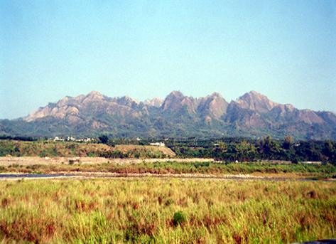 九九峰自然保留區