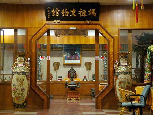 媽祖文物館(二)