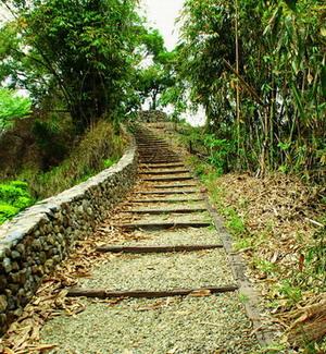 虎山岩步道