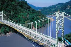 北橫公路-羅浮橋•復興橋•巴陵橋