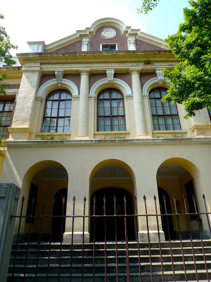 醫學人文博物館 正門