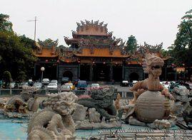 鳳山仙公廟