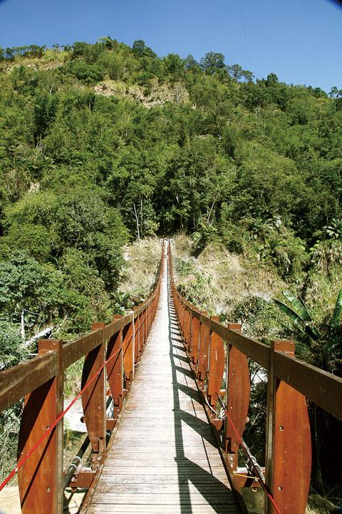 橫路古道-半天橋