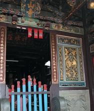 鳳山 - 龍山寺