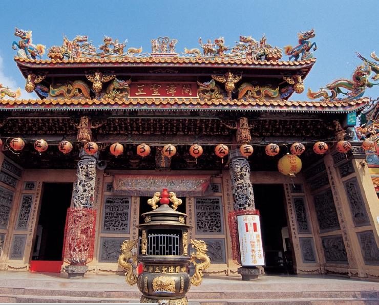 鳳山 - 開漳聖王廟