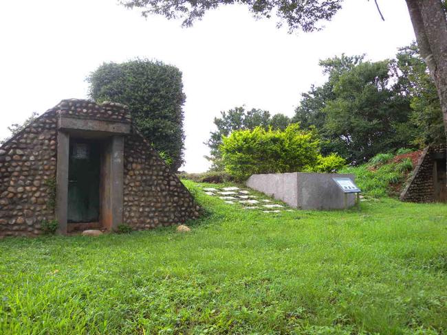 台中都會公園碉堡