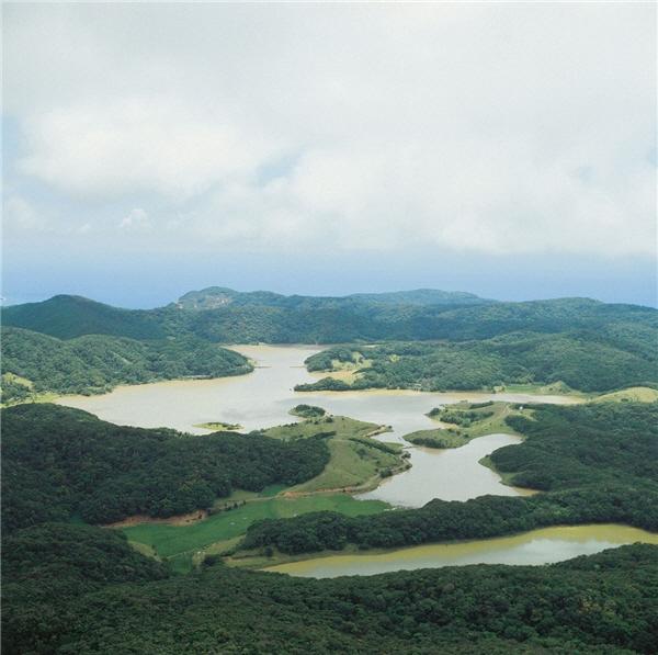 南仁湖(一)