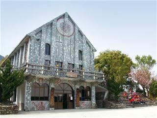 鎮西堡精神堡壘•鎮西堡教會