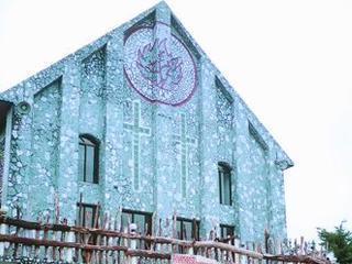 鎮西堡精神堡壘 鎮西堡教會