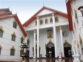 泰式建築‧潮音禪寺