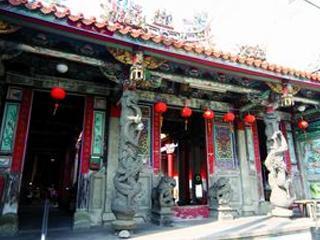 傳統客家廟宇 廣和宮
