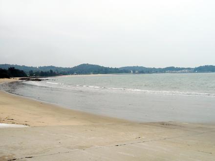 東崗海水浴場