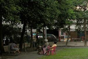 民樂人行廣場