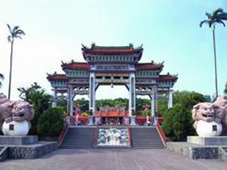三級古蹟 枋寮褒忠亭義民廟
