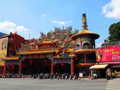 媽祖廟(慈鳳宮)