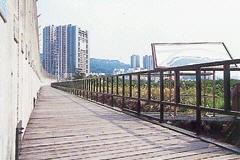 淡水金色水岸自行車道