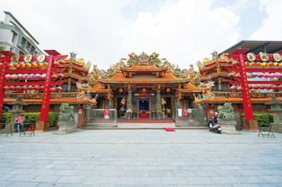 新莊大眾廟