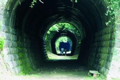 火車舊隧道群