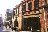 金山金包里老街