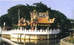 三芝水口民主公王廟
