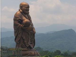 亞洲最大彌勒佛 天恩彌勒佛院
