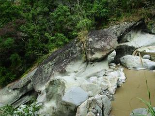 巨石之美 青蛙石 青蛙石大峽谷