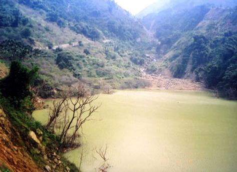 澀仔坑溪湖