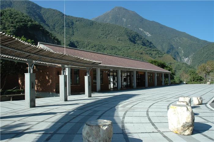 太魯閣遊客中心(一)