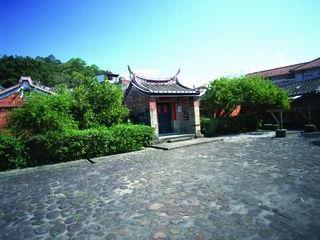 北埔最大古式建築 天水堂