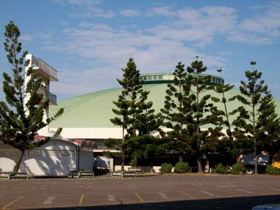 彰化縣立體育館外觀