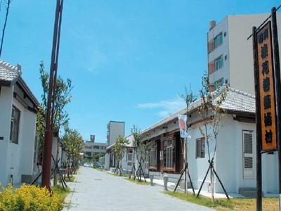 桂花巷藝術村照片