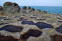 溶蝕盤地形景觀