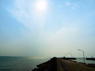 休閒漁業遊憩區坡頭漁港