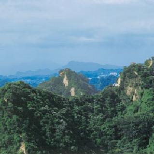 觀音山赤腳公園