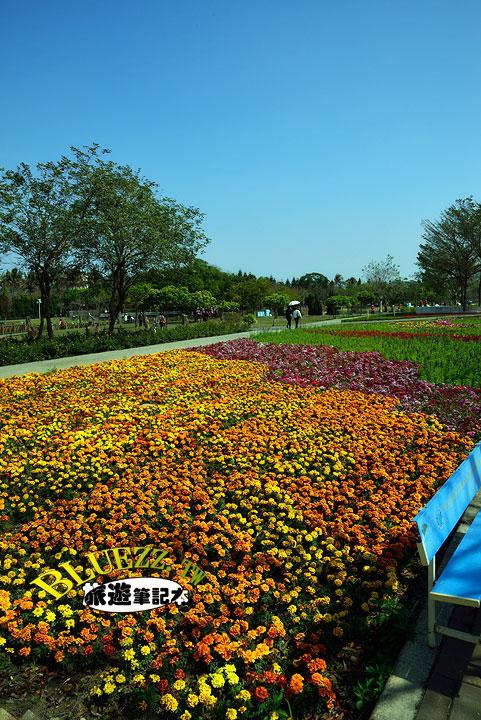 費茲洛公園 風之廊道