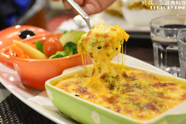 【台北北投蔬食餐廳】Su蔬食料理餐廳-沒想到蔬食也可以異國風!