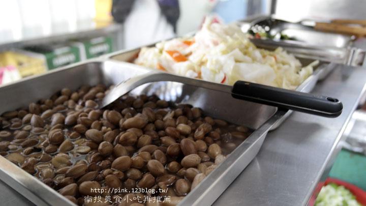 【南投美食小吃再推薦】阿章意麵、老李水餃、麻辣大腸麵線、阿連扣仔嗲,美味任你選!